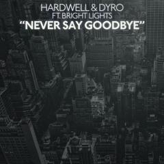 Hardwell & Dyro Ft. Bright Lights - Never Say Good Bye (Luis Alegria Re - Edit)