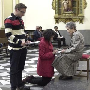 Homilía de la Promesa Perpetua en las Fraternidades Laicales de Julia Moreno y Maro Botica