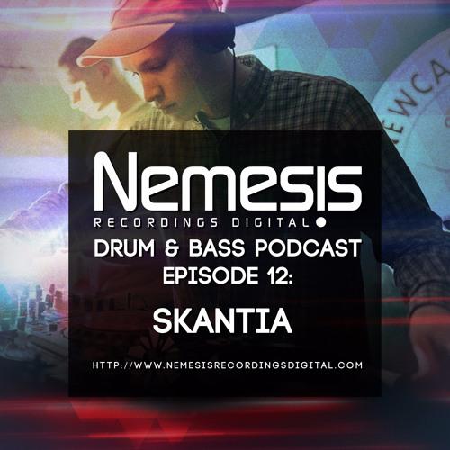 Nemesis Recordings Podcast #12 Skantia