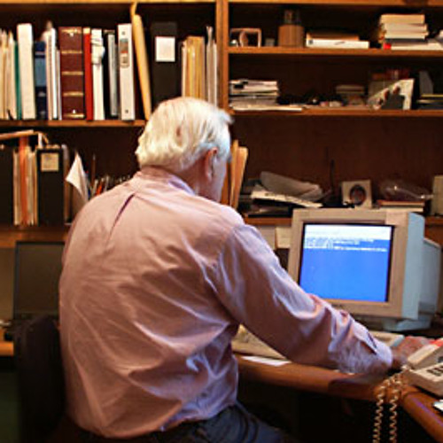 Doug Engelbart on the HyperScope