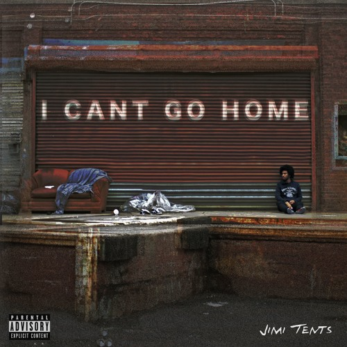 I Can't Go Home LP