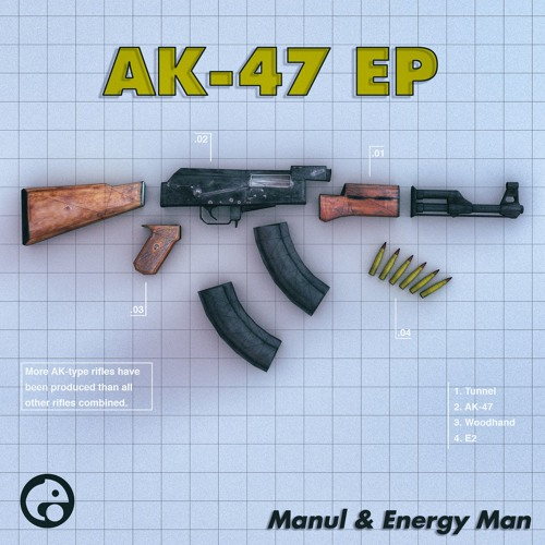 Manul & Energy Man - AK-47 EP - Showreel (OUT NOW)