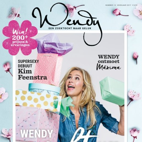 Voiceover Radiocommercial - WENDY Magazine