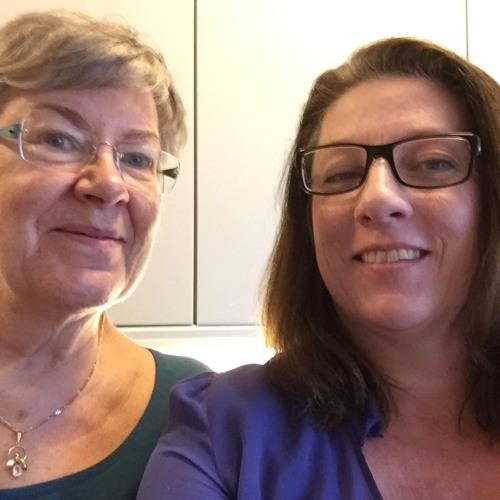 Huvudvärksskola med Marie Lundberg och Anna Karin Wallberg