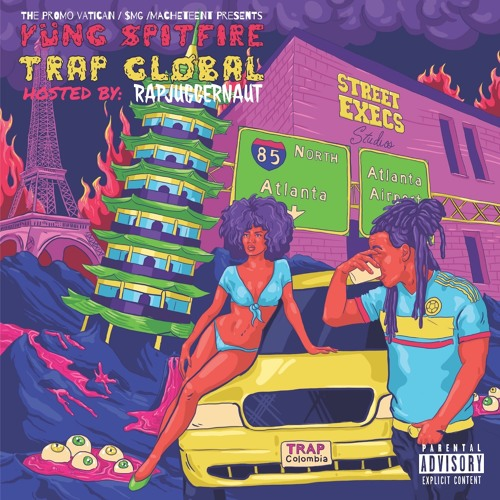 1. Floatin (feat. Stuey Rock) - Trap Global