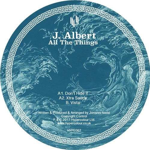 J. Albert - All The Things (HYPE062) [clips]
