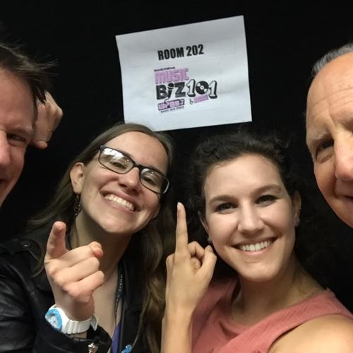 Heather Ellis - Manager Artist Marketing at Pandora: Music Biz 101 & More Podcast
