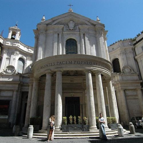 Raffaello: gli affreschi in Santa Maria della Pace (Andrea Lonardo, 19/5/2017))