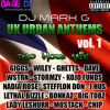 UK Urban Anthems 2017 - Grime, Trap, Rap and RnB - 2 Hour Mix by DJ Mark G from BaseDJ.co.uk