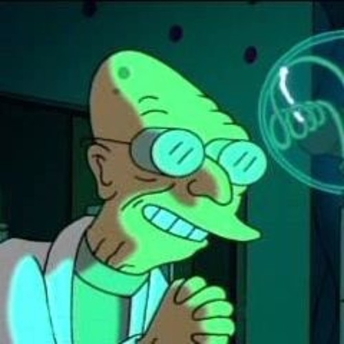 Futurama, the Musical: They Called Me Crazy