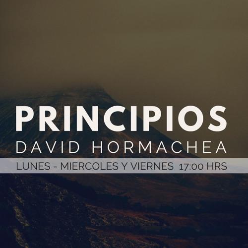 principios con david hormachea