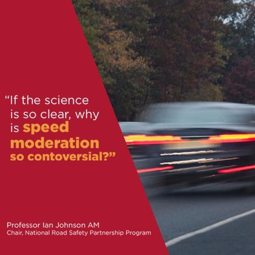 Debunking the myths around low-level speeding