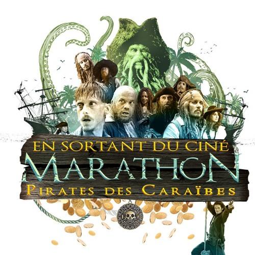 Marathon#2 - Pirates Des Caraïbes