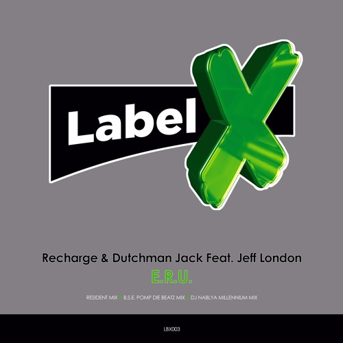 Recharge & Dutchman Jack Feat. Jeff London - E.R.U. (LBX003 preview)