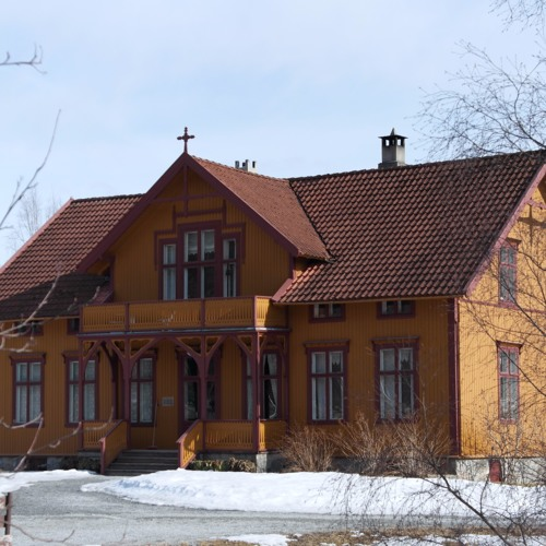 Audioguide (English) Heiberg Collections – Sogn Folk Museum