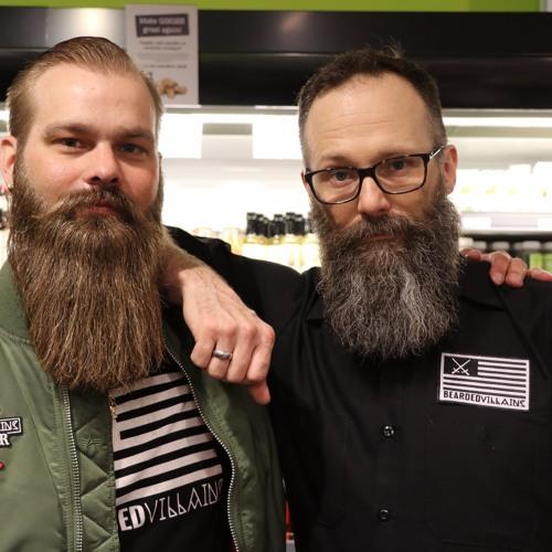 Ruohonjuuri podcast   Miestenilta: Cardo, Beard Park