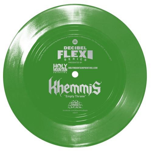 "Khemmis ""Empty Throne"" (dB079)"