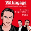 Kristian Segerstrale, maniacal laughter, and what Google I/O means for marketers - VB Engage 053