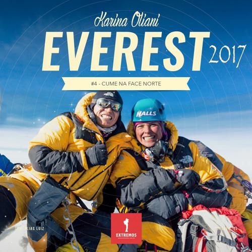 183 - Everest 2017 #4 - Karina Oliani no cume da Face Norte
