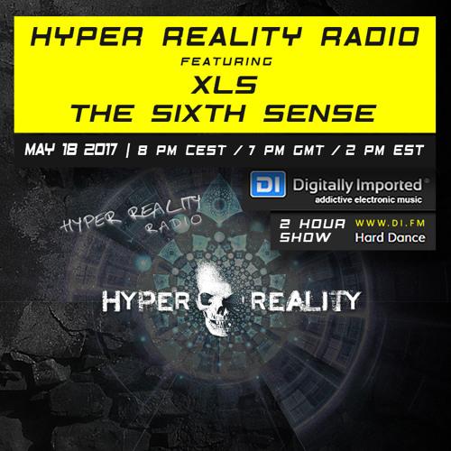 Hyper Reality Radio 059 – feat. XLS & The Sixth Sense