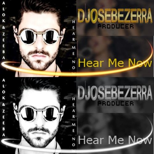 Alok Bruno Martini Feat Zeeba Hear Me Now Djose Bezerra