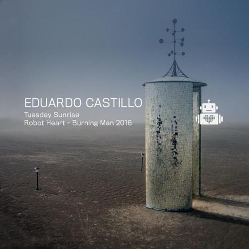 Eduardo Castillo - Robot Heart - Burning Man 2016