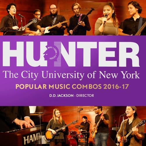 Hunter Popular Music Combos CD 2016-17