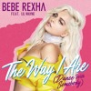 "Ron chats with Bebe Rexha & plays her new song ""The Way I Are"""