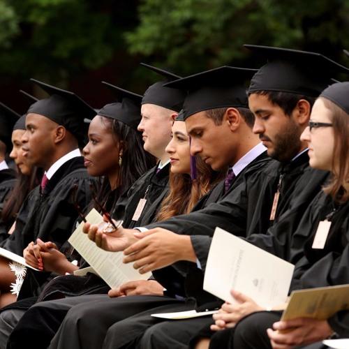 UVA Law 2017 Commencement