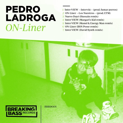 2. Pedro Ladroga - ON - Liner (prod. ETM)