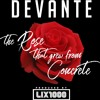 The Rose That Grew From Concrete Produced By Lix1000