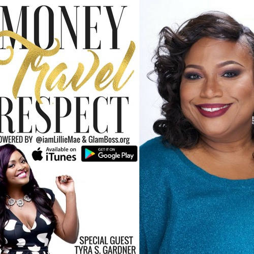 """Ep. 9 Interview with Tyra S. Gardner """"Overcoming Entrepreneur Anxiety"""""""