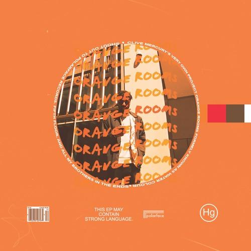 Clive Mercury - Orange Rooms