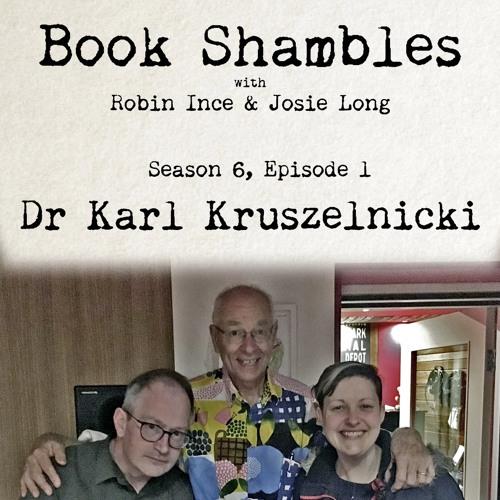 Book Shambles - Season 6 Episode 1 - Dr Karl Kruszelnicki