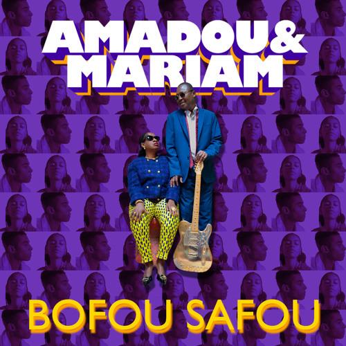PREMIERE : Amadou & Mariam - Bofou Safou (Henrik Schwarz Remix) [Because Music]