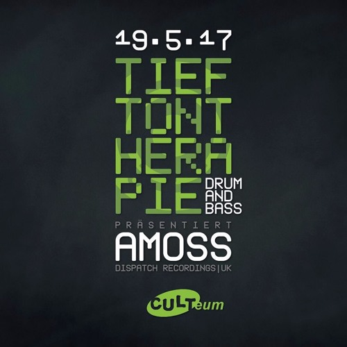 LIVE Warm up set at Tieftontherapie 19th May 2017 (TTT pres. AMOSS)
