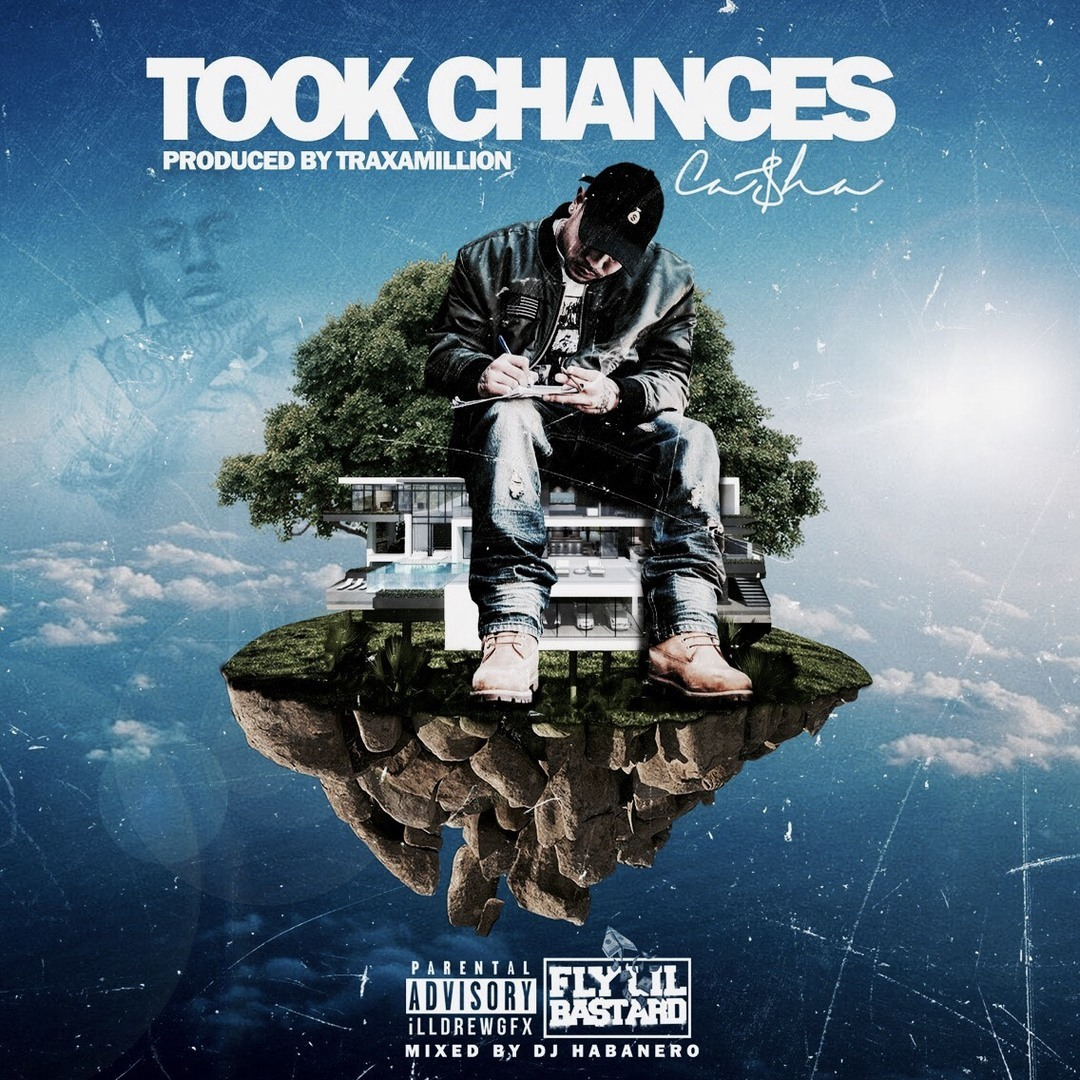 Casha - Took Chances (Prod. Traxamillion) [Thizzler.com Exclusive]