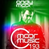 Andy Moor - Moor Music 193 2017-05-24 Artwork
