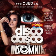Greg S. @ Disco Dasco Vs Insomnia Nights (Bocca 20 - 5-2017)