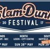 The MJRS Podcast 058.. Slam Dunk Festival 2017 Preview Show