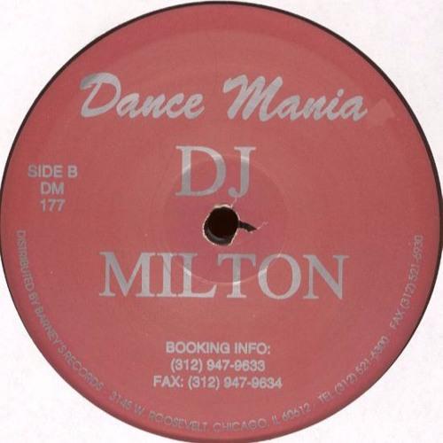 DJ Milton - Yo Mouf (Marvy Vertigo In Yo' Mouf Remix)