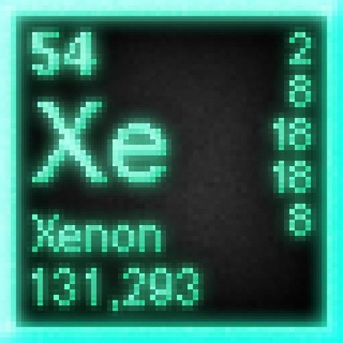 054 Xenon-135 Isotope