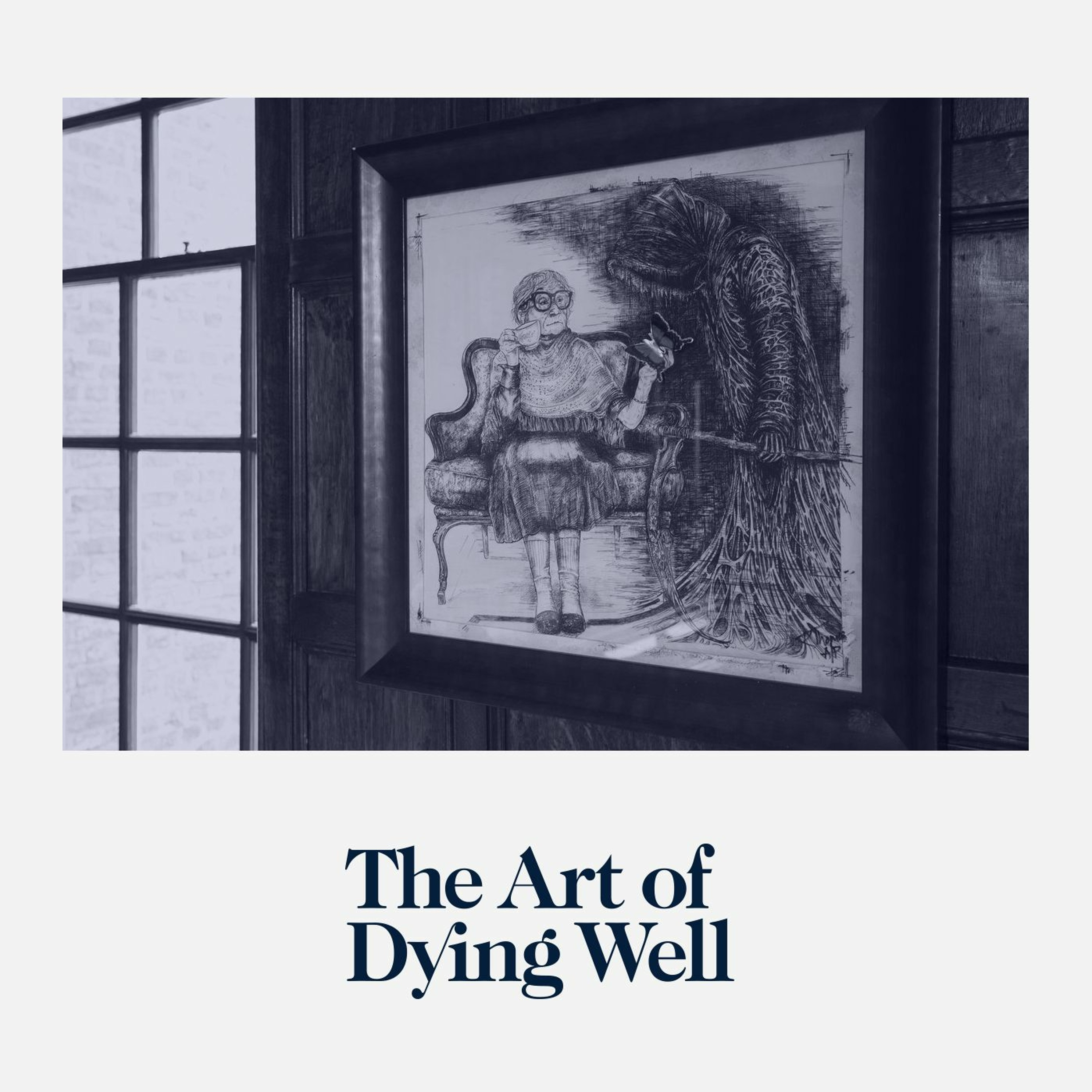 The art of dying well book