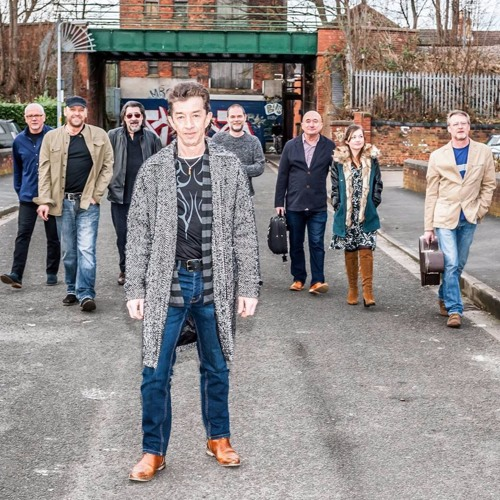 Humber Calling : BERNIE LAVERICK AND THE MADE IN HULL BAND