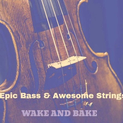 heavy bass and awesome strings