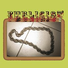 "Publicist- ""Outside""- VV-014"
