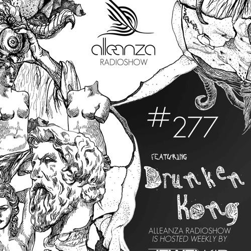 Jewel Kid presents Alleanza Radio Show - Ep. 277 Drunken Kong