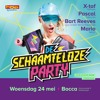 Deejay Mario Live At De Schaamteloze Party 24.05.2017 Bocca Destelbergen