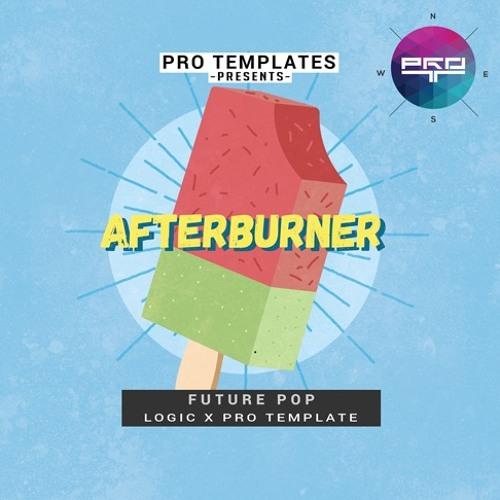 Afterburner Logic X Pro Template