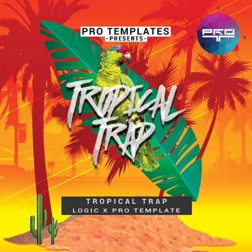Tropical Trap Logic X Pro Template